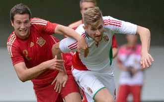 Nyert, és harmadik lett az U21-es válogatott