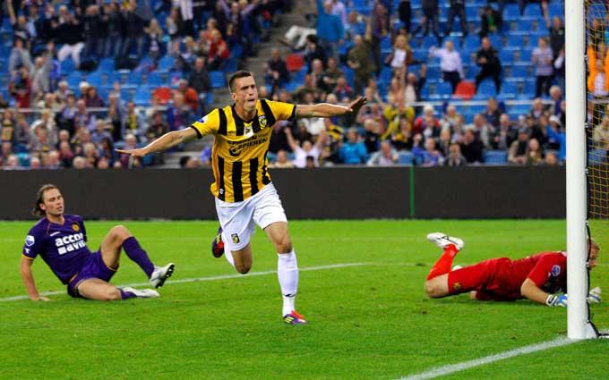 Jenner ismét a Vitesse sikerért hajthat, ezúttal már edzőként. Fotó: vitesse.nl