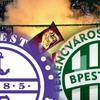 Csendes csúcsderbit hoz az Újpest-Ferencváros?
