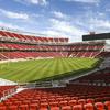 Így épül fel egy stadion két perc alatt - videó