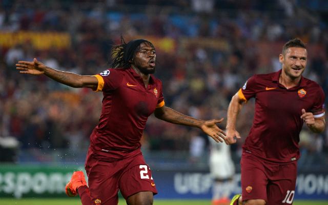 Gervinho Itália helyett Afrikában bizonyíthat az ANK döntőjében