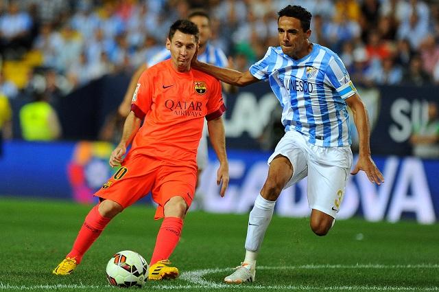 Messinek nem ment a Rosaledában, a Nou Campban javíthat / AFP