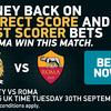 A Roma sikere esetén akkor is nyersz, ha vesztesz