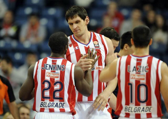 Idén is a Zvezda a legesélyesebb az aranyra. - Fotó: mozzartsport.com