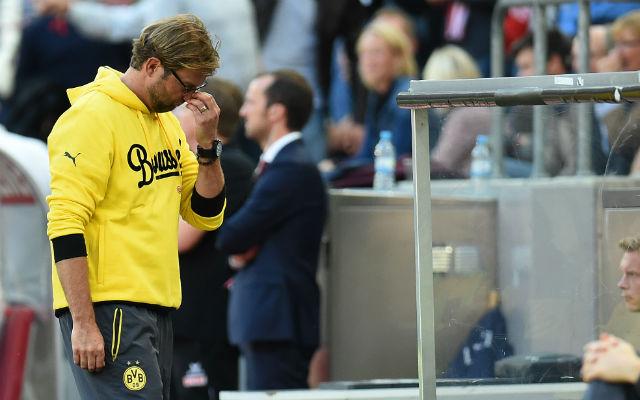 Kloppnak Reus kiválása miatt főhet a feje / AFP