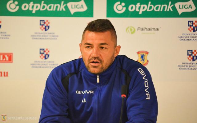 Mátyus János újabb meccset nyert a Nyíregyházával.
