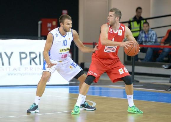 Ha kevesebb hibával játszik a Szolnok szombaton, akkor nem marad el a győzelem a Levszki ellen. - Fotó: abaliga.com
