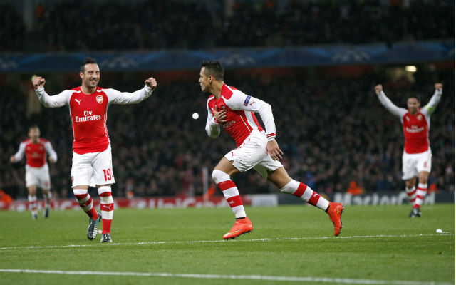 Az Arsenal ha nehezen is, de nyerhet Walesben. - Fotó: AFP