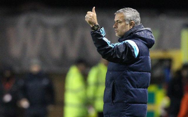 Mouinho április után novemberben is beveheti az Anfield Roadot. - Fotó: AFP