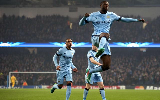 A City ismét gólgazdag meccset játszhat. - Fotó: AFP