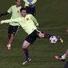 Pályán a Barca, a Chelsea és a Bayern