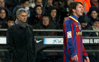 Messi nem jön, az Aranylabda meg nem tesz jót a futballnak - Mourinho