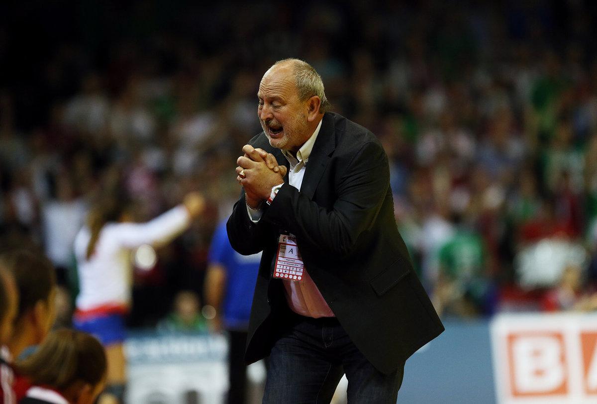 Reményeink szerint Németh Andrásnak az első meccsen nem lesz miért idegeskednie / AFP (archív)