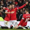 A United kezdi a hétvégi kupadömpinget