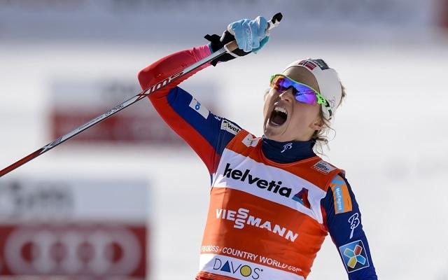 Újabb győzelemre készül a norvég szépség