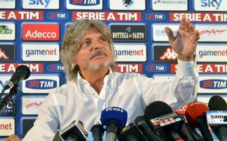 Elmeszelték a Sampdoria elnökét
