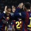 Neymar nem tud segíteni Suárezen