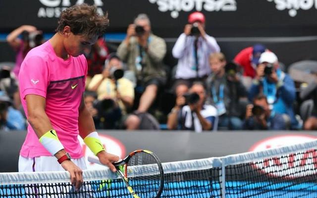 Megszakadt Nadal 2006 óta tartó győzelmi sorozata Berdych ellen. - Fotó: ausopen.com
