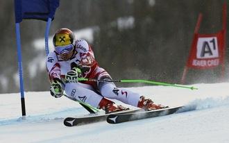 Hirscher harmadik aranyérmét nyerheti