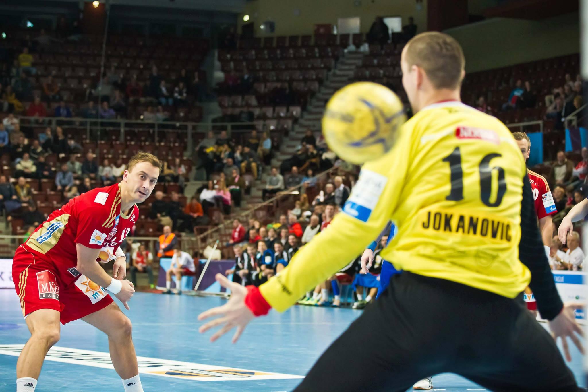 Fotó: http://seha-liga.com/ Melczer Zsolt
