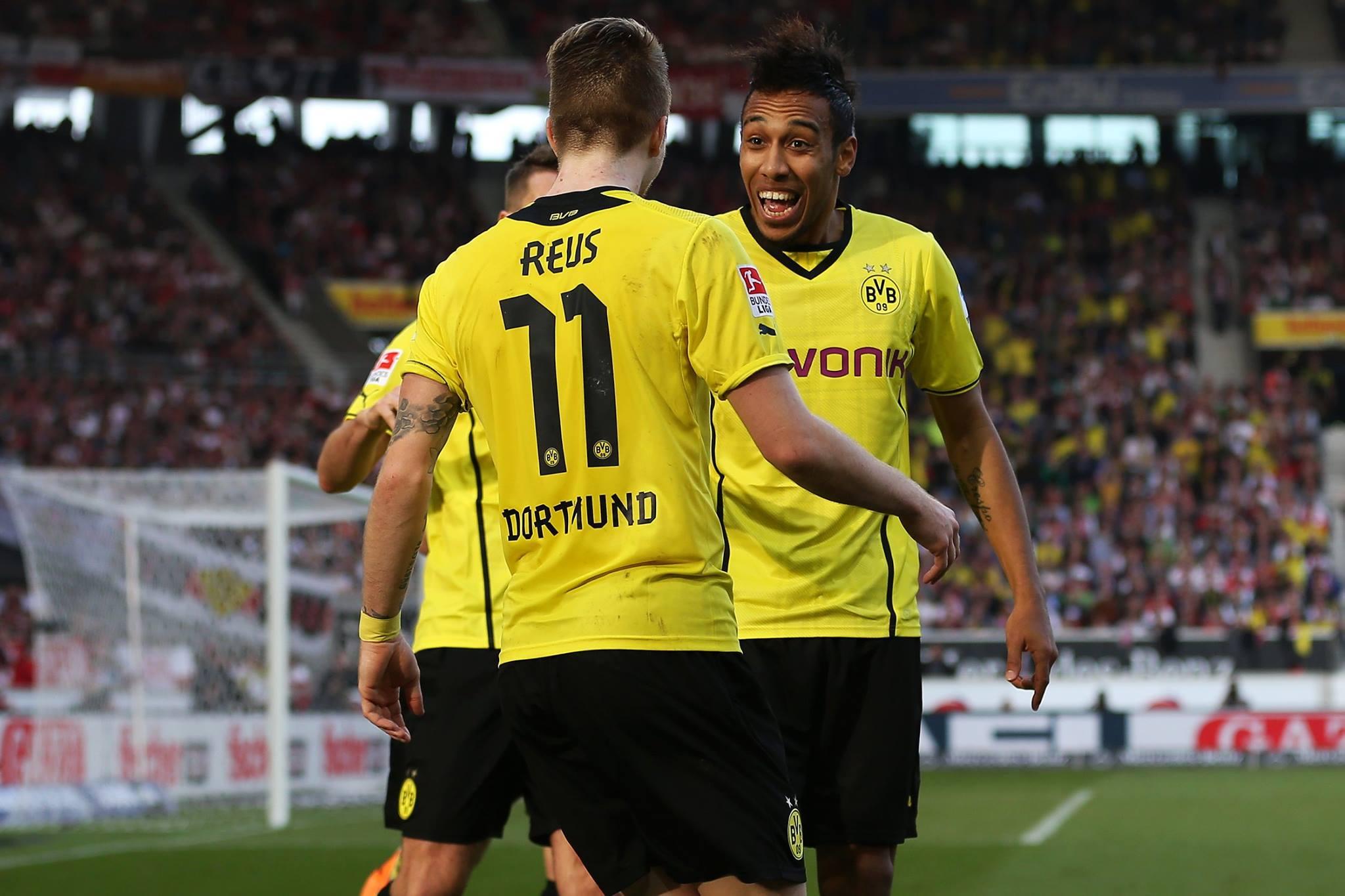 A Dortmund meccse gólzáport hozhat.