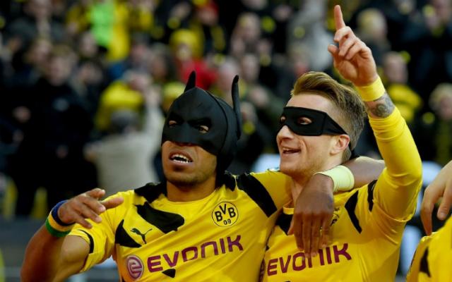 A papírforma szerint a Dortmundnak több góllal illene legyőznie az újoncot.