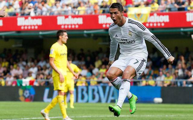 Ronaldo újra felhúzhatja a góllövőcipőt / realmadrid.com