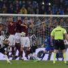 Isten megbüntette a Romát, de a Juventusnál sem pezsgőznek