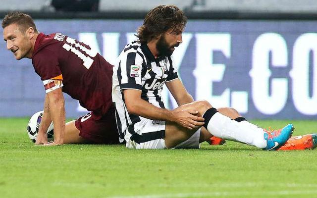 A Roma vagy a Juventus örülhet hétfő este? - Fotó: AFP