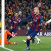 Remek második félidei játékával nagyot lépett a bajnoki cím felé a Barcelona