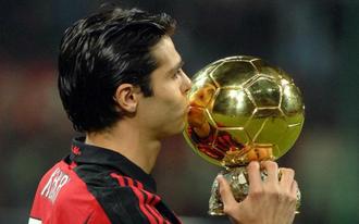 Jobb voltam, mint Ronaldo vagy Messi - Kaká