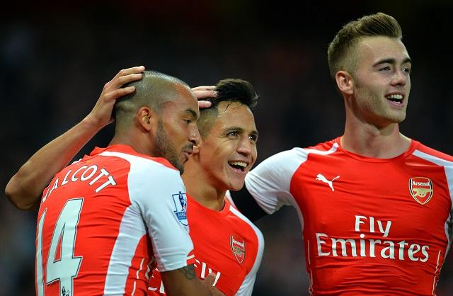 Előzésre készül az Arsenal.