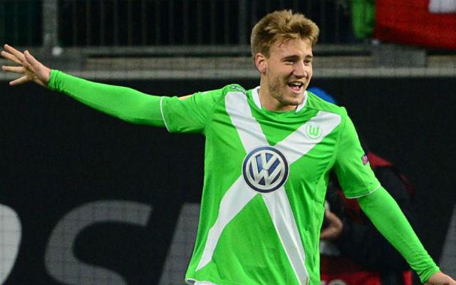 Bendtneréknek nem okozhat gondot a Stuttgart legyőzése. - Fotó: polfoto.