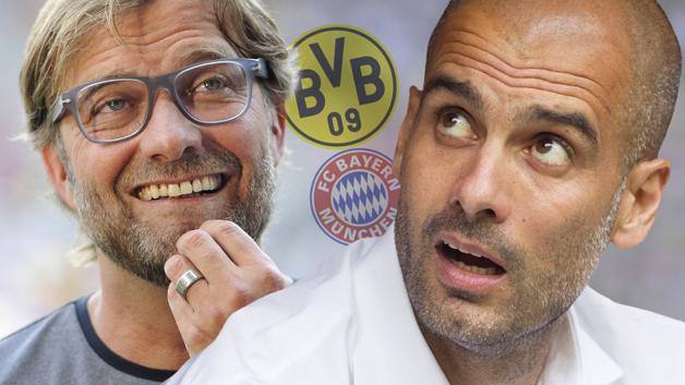 A mérkőzést követően csak egyikőjük lehet boldog. - Fotó: bundesliga.de