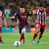 Madridban bajnok lehet hétvégén a Barcelona