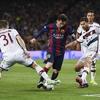 Hiába Guardiola mesteri húzása, a Barcelona 15 perc alatt lemosta a Bayernt