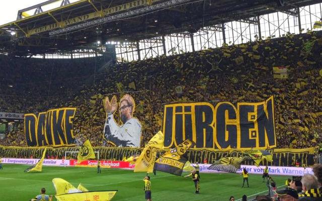 Klopp kupagyőzelemmel búcsúzna el Dortmundtól.