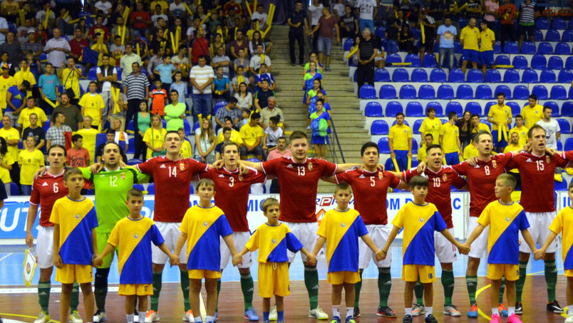 Bravúr kell a magyar csapattól az Eb-ért / mlsz.hu