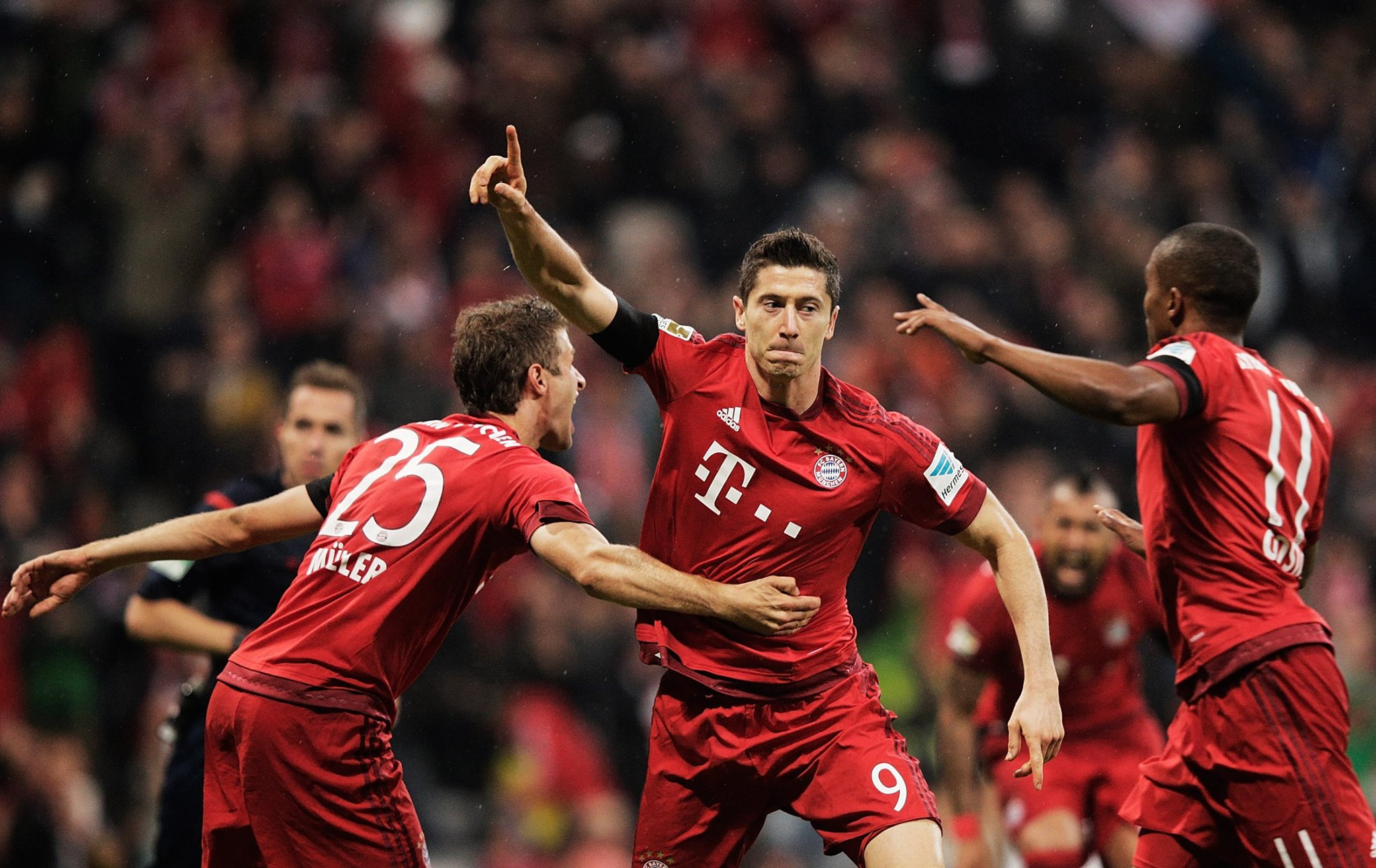 Újabb magabiztos sikert arathat a Bayern München.