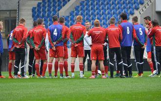 Felturbózott csapattal győzelemre készülnek U21-eseink