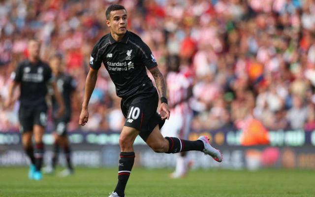 Coutinho visszatérését követően győzelemre vezetheti a Liverpoolt.