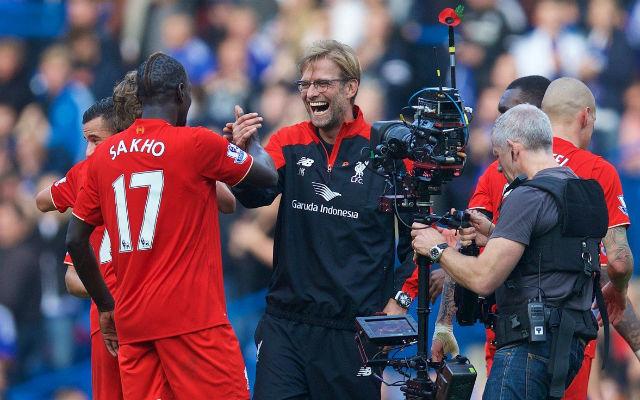 Klopp az Európa Ligában is győzelemre vezetheti a Liverpoolt. - Fotó: thisisanfield.com