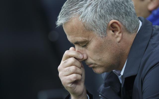 Szerintünk Mourinho a Stoke meccs után is a Chelsea-t irányítja. - Fotó: unilad.co.uk