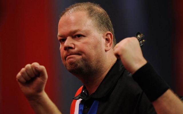 """""""Barneynak"""" nyernie kell a továbbjutáshoz. - Fotó: pdc.tv"""