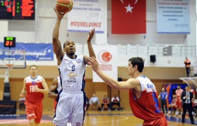 A Turk Telekom felülkerekedhet a Trabzonsporon. - Fotó: basketbolig.com