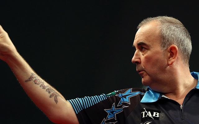 Phil Taylor három tornát is nyert idén a World Series of Darts keretén belül. - Fotó: pdc.tv
