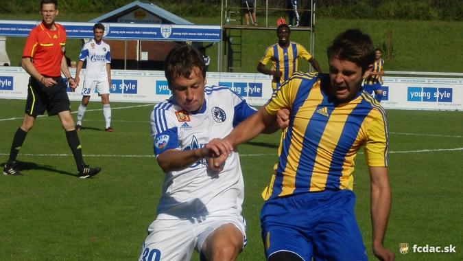 Az Orenburg behúzhatja a vasárnapi meccsét. - Fotó: fcdac.sk