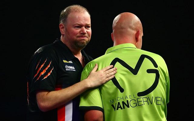 Ismét fantasztikus csatát hozott a holland rangadó. - Fotó: pdc.tv
