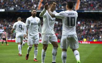 A héten nagyot léphet a bajnoki cím felé a Real Madrid