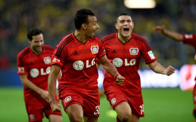 A Bayern után a Dortmundot is megviccelné a Leverkusen.